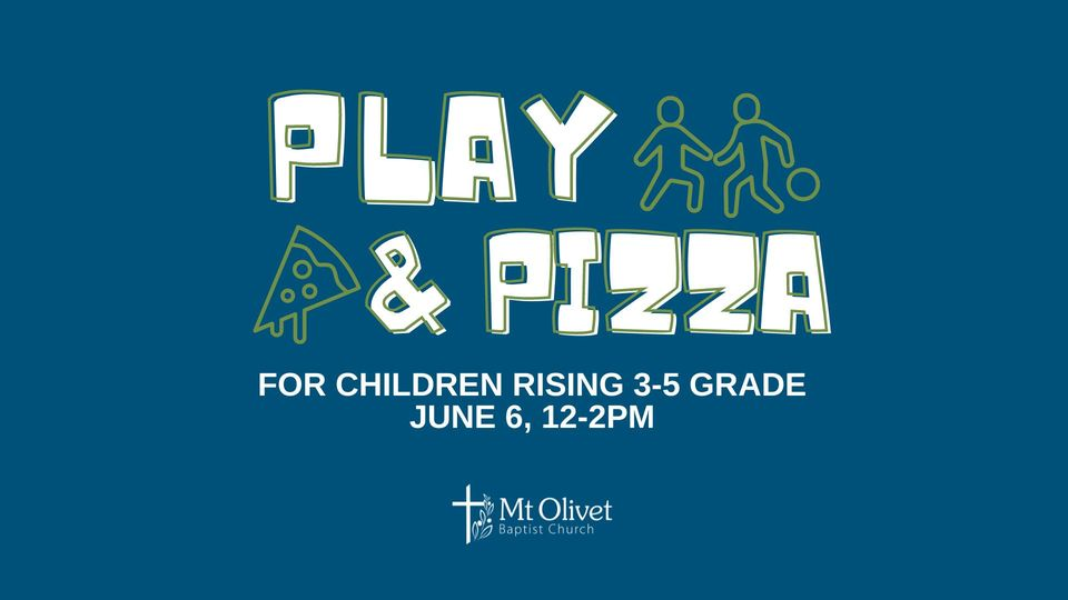Pizza and Play